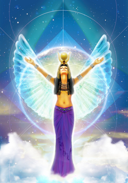 Light and Sound Healing with the Ancient Codes of the Mystery School of Egypt