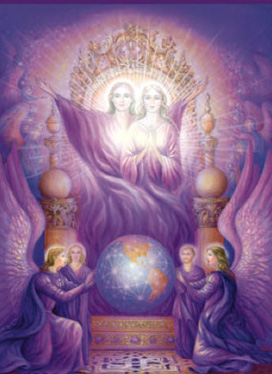 "Ascended Master Chanellings on aligning to the ""I am"""